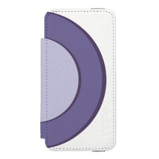 Funda Cartera Para iPhone 5 Watson Punto de la lila