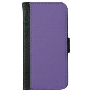 Funda Cartera Para iPhone 6/6s Color ultravioleta
