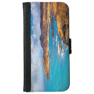 Funda Cartera Para iPhone 6/6s Costa oeste de Escocia