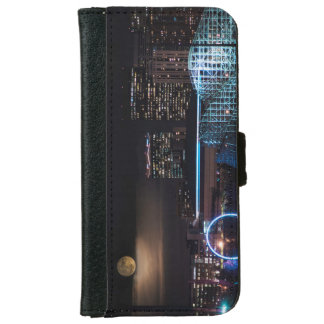Funda Cartera Para iPhone 6/6s Luna estupenda de Denver