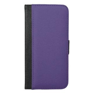 Funda Cartera Para iPhone 6/6s Plus Color ultravioleta