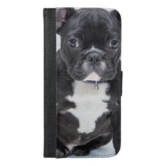 Funda Cartera Para iPhone 6/6s Plus Dogo negro