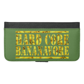 FUNDA CARTERA PARA iPhone 6/6S PLUS NÚCLEO DURO BANANAVORE