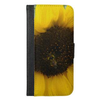 Funda Cartera Para iPhone 6/6s Plus Una abeja ocupada