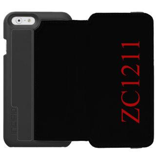 Funda Cartera Para iPhone 6 Watson Caso del iphone Zacrius1211