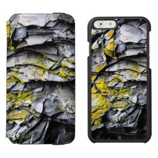 Funda Cartera Para iPhone 6 Watson El gris cubierto de musgo oscila la foto