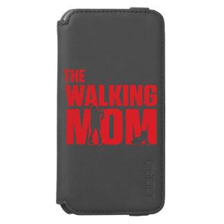 Funda Cartera Para iPhone 6 Watson El retruécano divertido la mamá que camina bromea