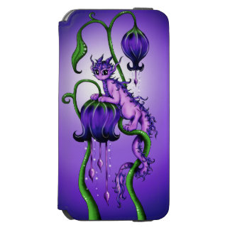 Funda Cartera Para iPhone 6 Watson Fairydragon