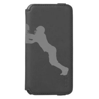 Funda Cartera Para iPhone 6 Watson Jugador de fútbol americano