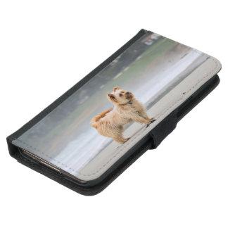 Funda Cartera Para Samsung Galaxy S5 Farris - Lucy - raza mezclada