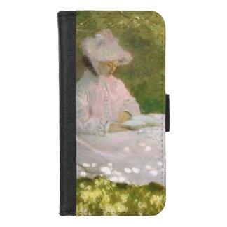 Funda Cartera Primavera de Claude Monet