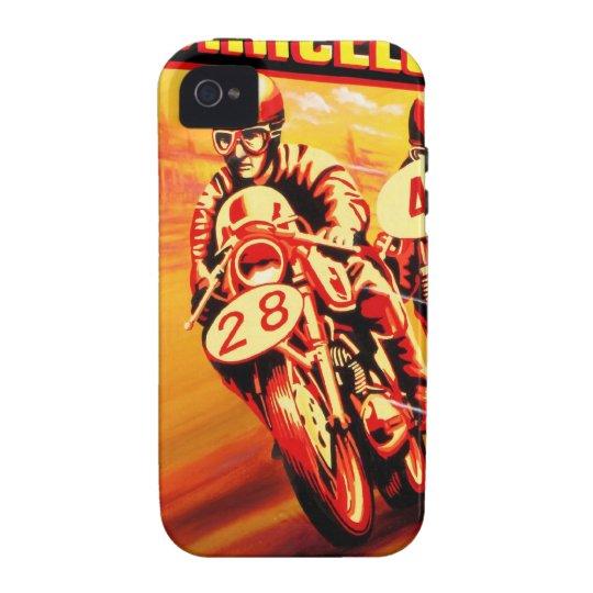 Funda Case-Mate Para iPhone 4 Retro Motorcycles