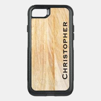 Funda Commuter De OtterBox Para iPhone 8/7 Broncee el falso iPhone de piedra 8 del iPhone 7