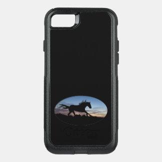 Funda Commuter De OtterBox Para iPhone 8/7 Caballo corriente