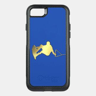 Funda Commuter De OtterBox Para iPhone 8/7 Caja de oro del teléfono de OtterBox del