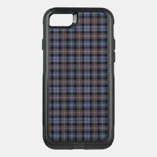 Funda Commuter De OtterBox Para iPhone 8/7 Clan Mackenzie Brown y tartán azul de la