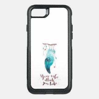 Funda Commuter De OtterBox Para iPhone 8/7 Dreamcatcher su ambiente atrae su caso de la tribu