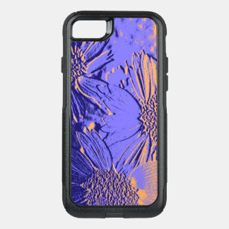 Funda Commuter De OtterBox Para iPhone 8/7 Flores 2 del extracto