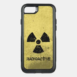 Funda Commuter De OtterBox Para iPhone 8/7 Grunge radiactivo del Selecto-UNO-Color