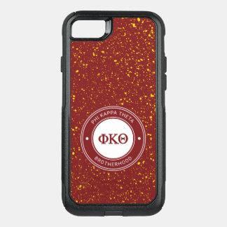 Funda Commuter De OtterBox Para iPhone 8/7 Insignia de la theta el | de Kappa de la phi