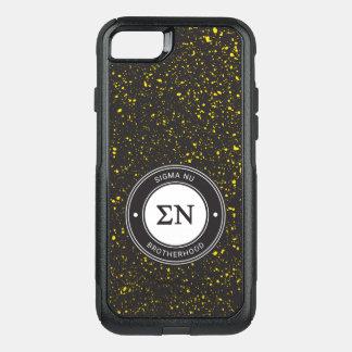 Funda Commuter De OtterBox Para iPhone 8/7 Insignia de NU el   de la sigma