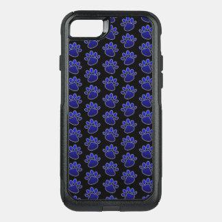 Funda Commuter De OtterBox Para iPhone 8/7 iPhone de la impresión de la pata 8/7 caso de