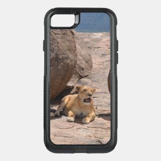 Funda Commuter De OtterBox Para iPhone 8/7 León de Tanzania