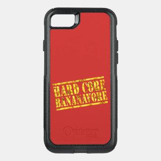 FUNDA COMMUTER DE OtterBox PARA iPhone 8/7 NÚCLEO DURO BANANAVORE