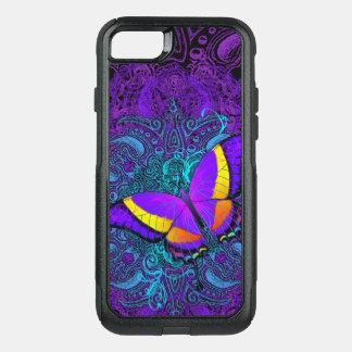 Funda Commuter De OtterBox Para iPhone 8/7 Placer de la mariposa