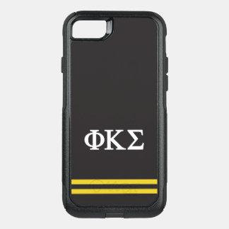 Funda Commuter De OtterBox Para iPhone 8/7 Raya del deporte de la sigma el   de Kappa de la