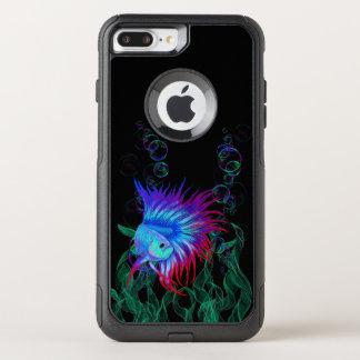 Funda Commuter De OtterBox Para iPhone 8 Plus/7 Pl Burbuja Betta