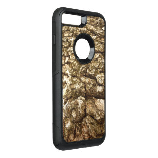 Funda Commuter De OtterBox Para iPhone 8 Plus/7 Pl Diseño texturizado extracto natural de la corteza