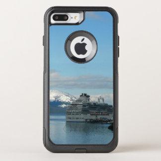 Funda Commuter De OtterBox Para iPhone 8 Plus/7 Pl Fotografía de Alaska del viaje de las vacaciones
