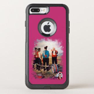 Funda Commuter De OtterBox Para iPhone 8 Plus/7 Pl Gaiteros/Gaiteiros/Pipers