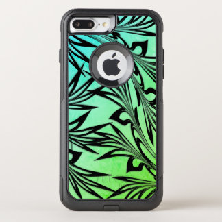 Funda Commuter De OtterBox Para iPhone 8 Plus/7 Pl Hoja enrollada Ombre