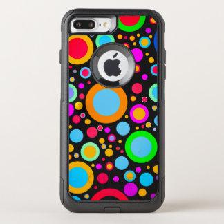 Funda Commuter De OtterBox Para iPhone 8 Plus/7 Pl La vida es colorida