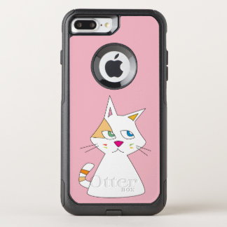 FUNDA COMMUTER DE OtterBox PARA iPhone 8 PLUS/7 PL M-CAT
