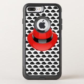 Funda Commuter De OtterBox Para iPhone 8 Plus/7 Pl Pozo protegido