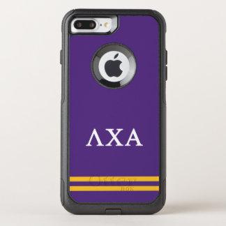 Funda Commuter De OtterBox Para iPhone 8 Plus/7 Pl Raya del deporte de la alfa el | de la ji de la