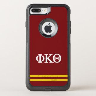 Funda Commuter De OtterBox Para iPhone 8 Plus/7 Pl Raya del deporte de la theta el | de Kappa de la