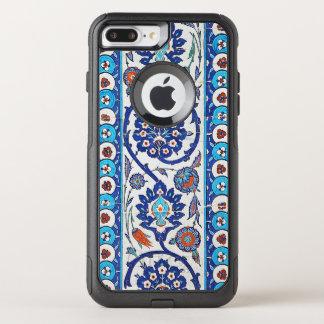 Funda Commuter De OtterBox Para iPhone 8 Plus/7 Pl tejas turcas