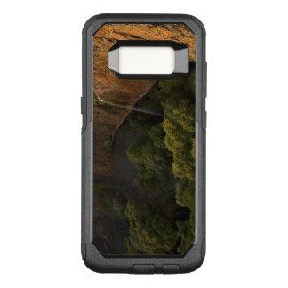 Funda Commuter De OtterBox Para Samsung Galaxy S8 Acto de desaparición de las caídas fantasmas,