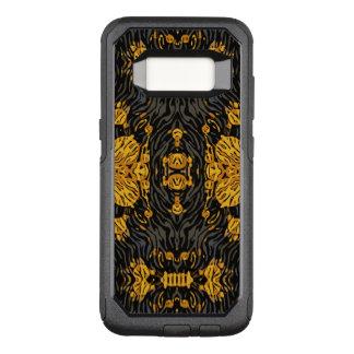 Funda Commuter De OtterBox Para Samsung Galaxy S8 Animal amarillo-naranja