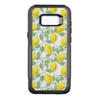 Funda Commuter De OtterBox Para Samsung Galaxy S8+ Árbol de limón fructífero