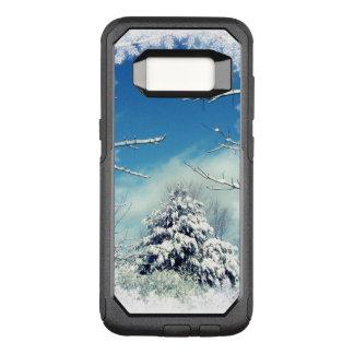 Funda Commuter De OtterBox Para Samsung Galaxy S8 Árbol en caso de la galaxia S8 de OtterBox de la