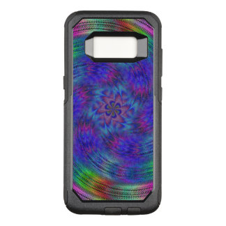Funda Commuter De OtterBox Para Samsung Galaxy S8 Arco iris líquido