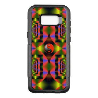 Funda Commuter De OtterBox Para Samsung Galaxy S8+ Arte 115 del fractal