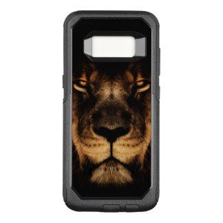 Funda Commuter De OtterBox Para Samsung Galaxy S8 Arte africano de la cara del león
