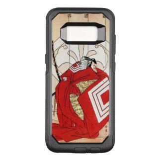 Funda Commuter De OtterBox Para Samsung Galaxy S8 Arte legendario japonés fresco del guerrero del
