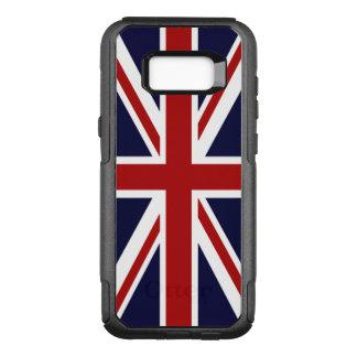 Funda Commuter De OtterBox Para Samsung Galaxy S8+ Bandera de Union Jack Reino Unido